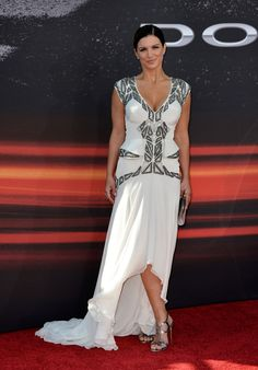 Gina Carano - 'Fast and Furious 6' Premieres in LA