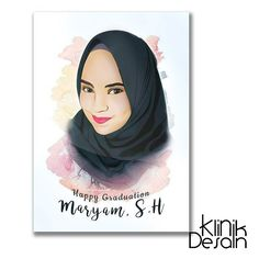 hijab vector by klinik design Vector Design, Photo And Video, Disney Characters, Face, Instagram, Faces, Facial, Disney Face Characters