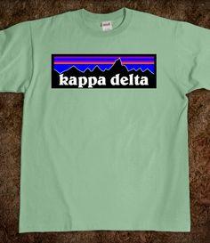Muito engraçado................a empresa que trabalho vende equipamentos com esses nomes...........  Kappa Delta