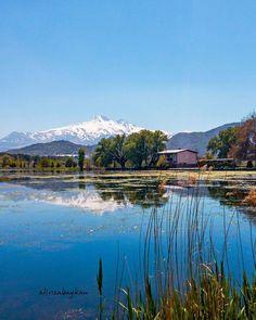 Keykubat Gölü - Kayseri Fotoğraf: Ali Rıza Baykan