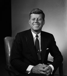 "John Fitzgerald ""Jack"" Kennedy  https://www.goodreads.com/author/quotes/3047.John_F_Kennedy"