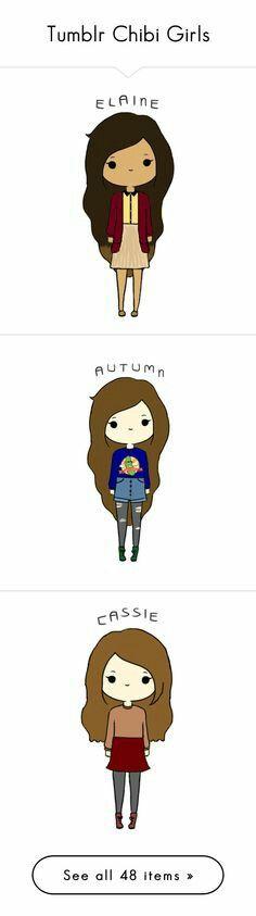 Desenhos de boneca tumblr