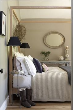 . For guest room