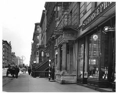 Lexington Avenue  1912 - Midtown Manhattan NYC