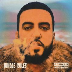French Montana links up with Pharrell on 'Bring Dem Things.' French Montana is a little over a week away from his new album, Jungle Rules dropping and he's d. French Montana New Album, Travis Scott New Song, Hip Hop, Famous French, Music Promotion, Album Releases, Music Albums, Clip, Album Covers