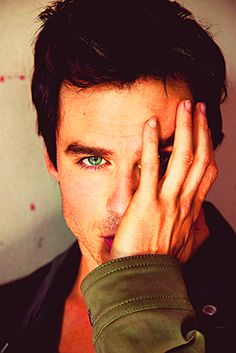 Ian Somerhalder, Damon- Vampire Diaries