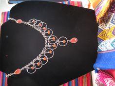 Sedona sunset glass and stones. $15