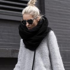easy winter look Winter Chic, Winter Mode, Autumn Winter Fashion, Winter Style, Street Style, Street Chic, Street Wear, Fashion Moda, Womens Fashion