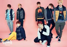 Image result for monsta X photoshoot