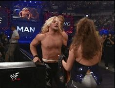 Stephanie McMahon slaps Chris Jericho at Fully Loaded 2000 gif True Love Stories, Love Story, Stephanie Mcmahon Hot, Mcmahon Family, Chris Jericho, Triple H, Wwe Divas, Wwe Superstars, Champion