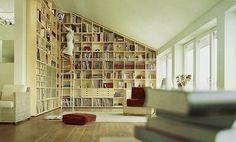 biblioteca, book, books, bookshelf, bookshelves, decor~   Favim  ~