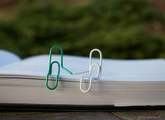 """some great """"other uses"""" for paperclips here"""