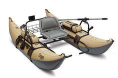 Tioga Inflatable Fly Fishing Float 9' Pontoon Portable Boat $326.95 Visit us at: http://stores.ebay.com/Advantage-Distributing or www.advantagedistributing.com