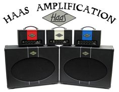 The Electric Lunchbox Line see more at haasamps.com #amps #guitar #tubeamps #customamps