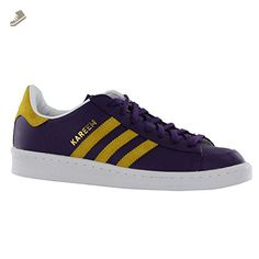 Adidas Jabbar Lo Purple Womens Trainers 6 US - Adidas sneakers for women (*Amazon Partner-Link)