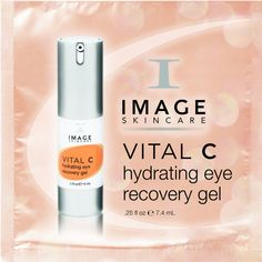The Vital C Hydrating Eye Recovery Gel is a scientifically-advanced, hydrating anti-aging eye gel. Its blend of nourishing anti-oxidants reduce the appearance of fine lines.