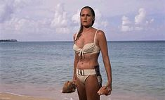 'Are you looking for shells too? … No, I'm just looking.' Dr. No (1962)