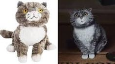 Lost on 03 Aug. 2016 @ Isle of Wight. My 2 year old daughter has lost her beloved cuddly cat 'Mog'. It is Mog the forgetful cat from the stories. We lost her either at Blackgang Chine or Sandown. Visit: https://whiteboomerang.com/lostteddy/msg/d16emp (Posted by Rhian on 09 Aug. 2016)