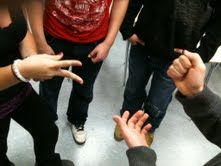 The History 2.0 Classroom: No Technology...good old Rock, Paper, Scissors....Shoot!