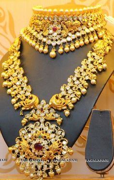 Luxurious Jewelries.