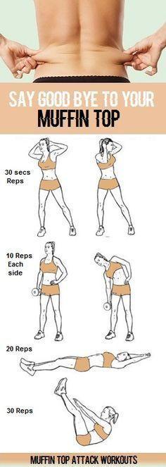 Exercício para flancos