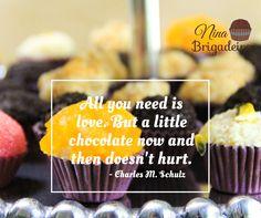 All You need is Love & Brigadeiros http://ninabrigadeiro.com