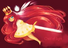 FanArt - Child of Light by Sorina-chan.deviantart.com on @deviantART