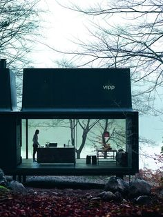 miss ARCHITETTURA | Vipp Seeks Shelter by Vipp