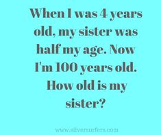 Riddles with answers - Silversurfers Fun Riddles With Answers, How To Find Out, Humor, Facebook, Puzzles, Mental Health, Challenge, Kids, Young Children