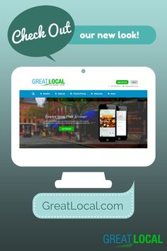 Check out our new look at http://www.greatlocal.com/