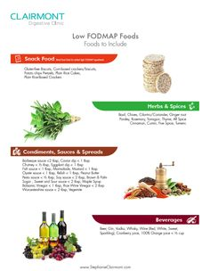 Low FODMAP foods Ibs Fodmap, Fodmap Foods, Low Fodmap Food List, Fructose Intolerance, Fructose Malabsorption, Ibs Diet, Anti Inflammatory Recipes, Fodmap Recipes, How To Eat Paleo