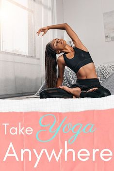 Take Yoga Anywhere. Consistent Yoga practice can change your life. Unlimited streaming and videos you can keep forever. Get the highest quality Yoga instruction from the comfort of your own home. Easy Yoga Poses, Yoga Poses For Beginners, Workout For Beginners, Flexibility Training, Yoga For Flexibility, Home Exercise Routines, Yoga Routine, Yoga Inspiration, Fitness Inspiration