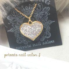 手作りスワロフスキーアクセサリー  private nail salon J