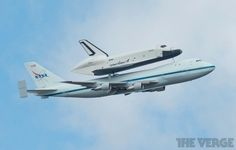 NASA Space Shuttle Enterprise: the NYC fly-by in pictures  http://vrge.co/IpnEjZ