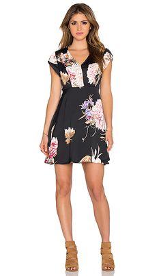 MINKPINK Coastal Bloom Dress in Multi   REVOLVE
