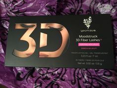 ❤️ My NEW Moodstruck 3D Fiber Lashes+!! Before They Are Released To The Public!! #1
