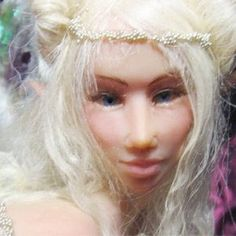 Cernit clay is highly recommended for doll making