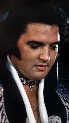 Ah Elvis! What happened?
