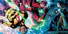 Damian Wayne may have crossed a line, resulting in the departure of a classic Teen Titan from the world of superheroes -- and the entire DC Universe.