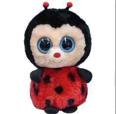 For some reason I think beanie boos are the most adorable stuffed animals.