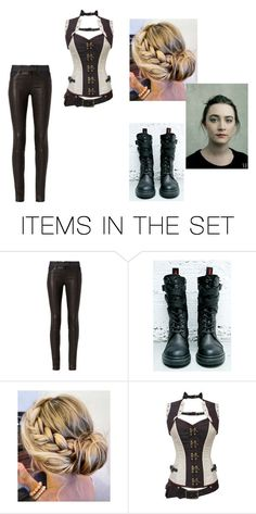 """""""Imaginary is only a path"""" by alessiabazzurro on Polyvore featuring art"""
