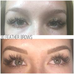 11 Best Microblading 3D feather Stroke eyebrows images in
