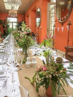 Wedding Flowers Bristol - The Wilde Bunch Wedding Florist Candelabra, Absolutely Stunning, Wedding Events, Wedding Flowers, Floral Design, Lost, Iron, Table Decorations, Black
