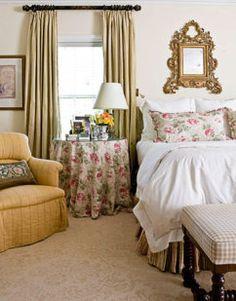 Habitaciones en Amarillo,Tostado,Naranja | Decorar tu casa es facilisimo.com