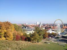 Zitadelle Petersberg in Erfurt, Thüringen