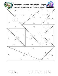 Pythagorean Thm Demo on Pinterest   Pythagorean Theorem ...