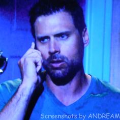 Nick calls Victor to tell him that Chloe's dead.  (hmm,....but is she???  There was that brief mention of the 'nuclear option' concerning Chloe if Nick and Chelsea were getting too close....and since things usually aren't what they seem on soaps...I'd bet that this was just another of Victor's well thought out schemes to stop everyone from searching for Chloe! Y&R fans, what do you think?)