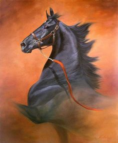 DIXIE - REMEMBERED by Jeanne Newton | American Saddlebred Museum 2008 Auction