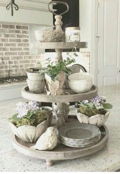 Beautiful spring farmhouse decor ideas 01