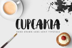 Cupcakia by Tabita's shop on @creativemarket